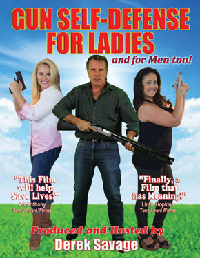 Gun Self-Defense for Ladies